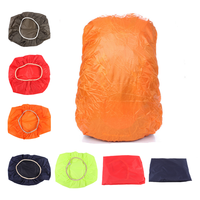 New Protable Waterproof Backpack Bag Dust Rain Cover For Travel Camping Hiking Cycling Bags Outdoor Tool