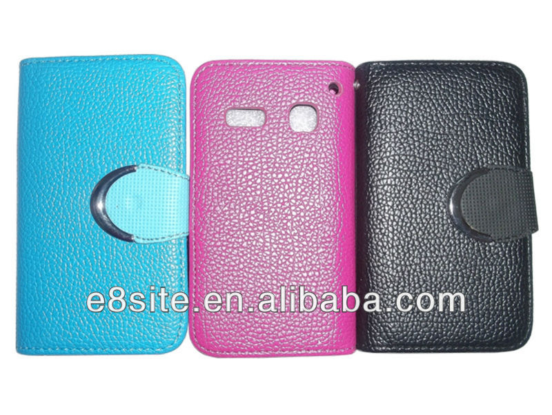 For Alcatel Pop C3 OT4033 Clapa PU Wallet Case Covers