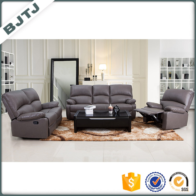 BJTJ sectional restaurant recliner sofa set 70616