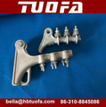 2017 hot dip galvanized steel NLD strain clamp/ tension clamp from Tuofa