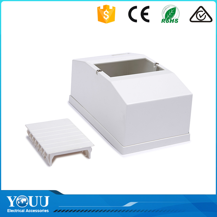 YOUU Best Selling Products 3 Phase Power Plastic Electrical Distribution Box 63A 240/415V