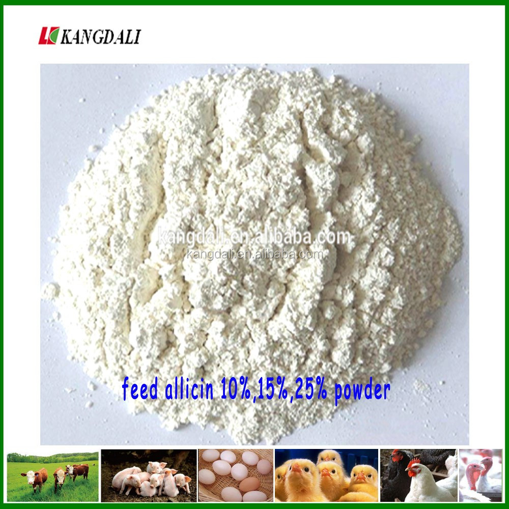Animal Feed Natural High Quality Allicin Powder 25%