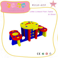 Hot sale DIY toys for kids, foam table and stool