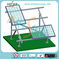 2016 New Design Aluminum PV Solar Mounting System