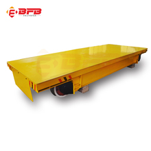 trailing cable power industrial trolley rail trucks transporting for sale