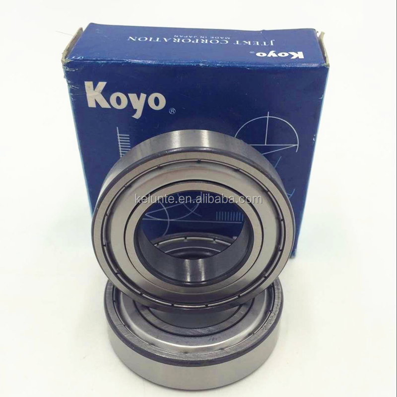 Original Koyo Japan Bearing 6205 Deep Groove Ball Bearing 6201 6202 6203 6204