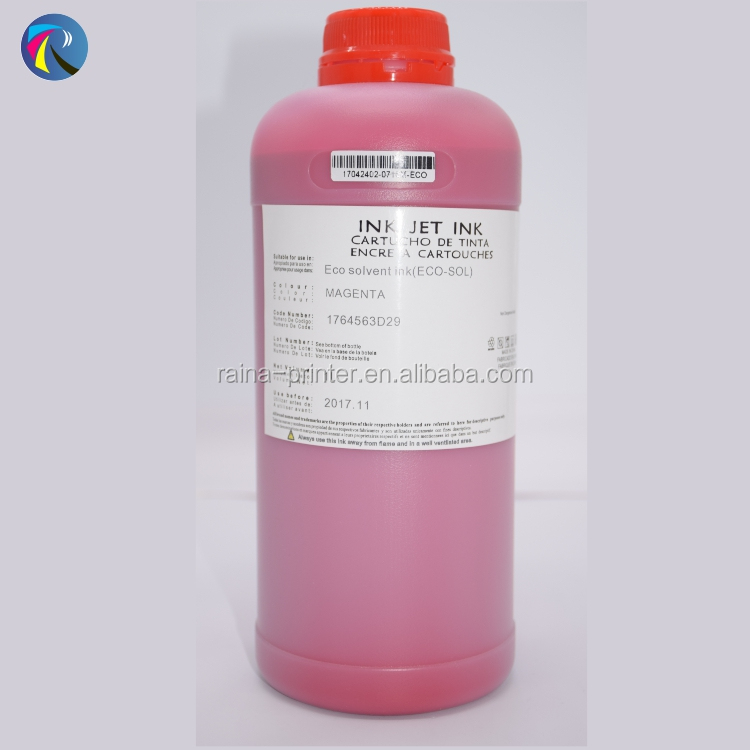 High quality CMYK offset printing ink Cartridge Refill Ink For 3800