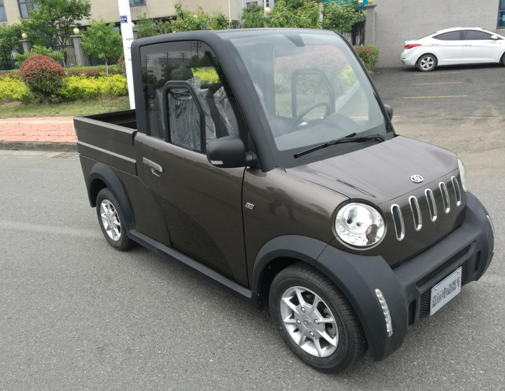 Excellent quality Easy operating 2 seats electric pickup