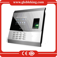 Wireless New fingerprint time attendance and access control system with 5000 users