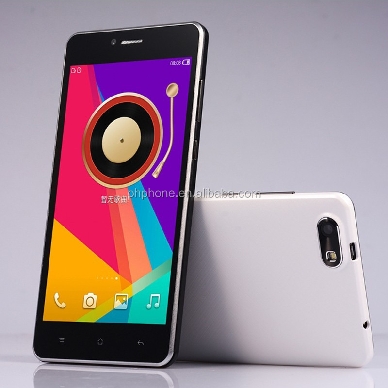 Wholesale Ophone 4x Android Mobile Phone Smartphone MTK6572 Ram 512Mb Dual Core LOGO Customized smartphone