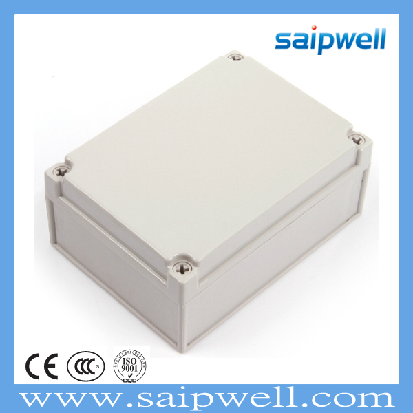 SAIP/SAIPWELL 125*175*100 High Quality IP66 ABS Enclosures Electrical Waterproof Plastic Switch Box