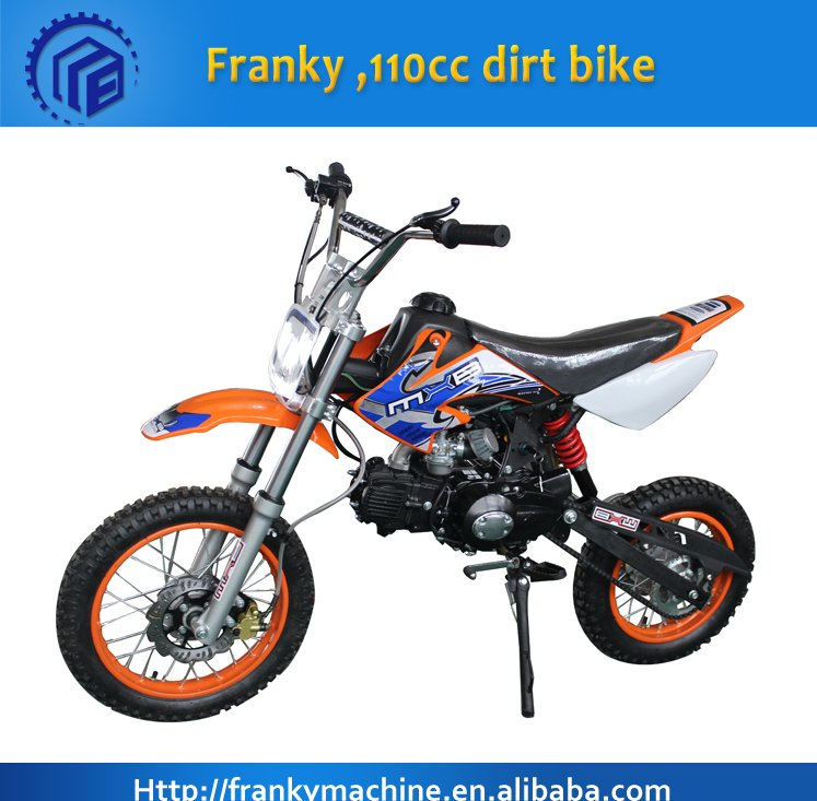import china products 110cc cheap adult dirt bike