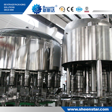 Low budget cost pure mineral water filling machine line plants systems