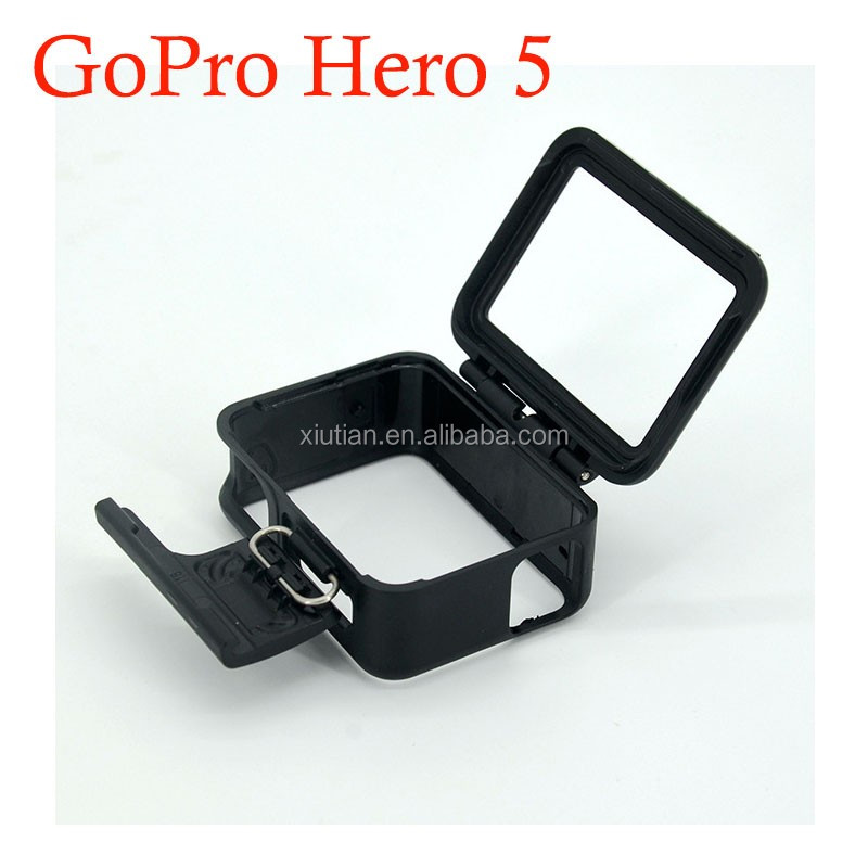 NEW for GoPro Heros 5 Camera Accessories Protective Frame Case for Hero5