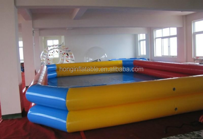 2016 New product large inflatable pool outdoor swimming pool