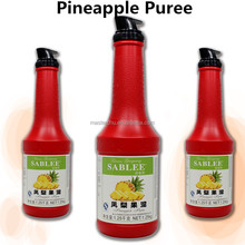 Pineapple Fruit Purees Juice Concentrate 1.25kg