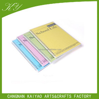 Cute design fashion shorthand notebook and diary