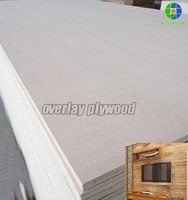 factory best price oak walnut beech double sided decorative panel overlay plywood
