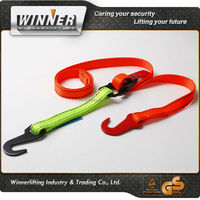 100% polyester latest design cargo webbing lashing belts