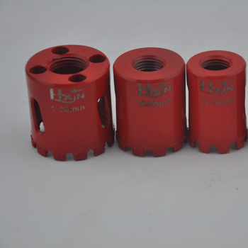 Diamond core drill bits/hollow core diamond drill bits/hilti core drill bits