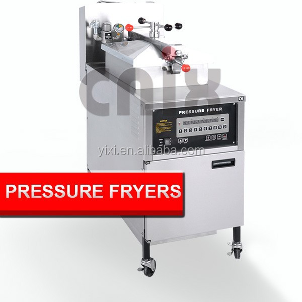 kfc chicken broaster /kfc equipment /electric pressure fryer CE Approved Manufacturer
