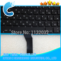 "Tested & 100% Working Norwegian / Norway Layout Laptop keyboard For Macbook Air 11"" A1370 2011 Year Version Model , Black"