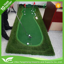 2016 New design mini golf putters golf christmas decorations synthetic grass for soccer fields with CE certificate