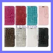 Clearance Sale Credit Card Slot Leather Pouch Bag for Galaxy S4