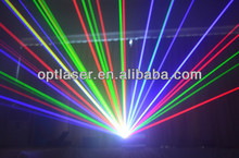 DJ Laser Lights With Animations/High Power 5w RGB stage Laser Light