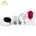 Golden Security GS-S1 Alarm System Support Android IOS APP Control Security GSM WIFI Alarm System