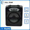 Portable speaker for party with flashing DJ light bluetooth speaker wholesale