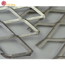 heavy expanded metal grating for traffic lane and truck grate