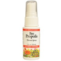 NZ HEALTH NATURALLY Propolis Throat Spray (1 fl. oz./30ml)