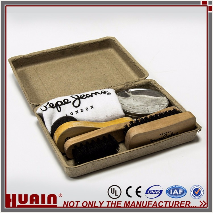 OEM Service Molded Pulp Box Packaging