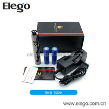2014 Elego Lava tube(18650) Default one with Variable Voltage Lava tube in Stock