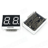 0.40 inch lcd 7 segment display 2 digit
