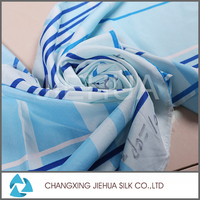 Wholesale floral print silk satin fabric products from china