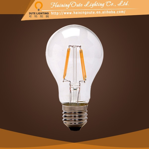 New led product glass cover intertek lighting led bulb