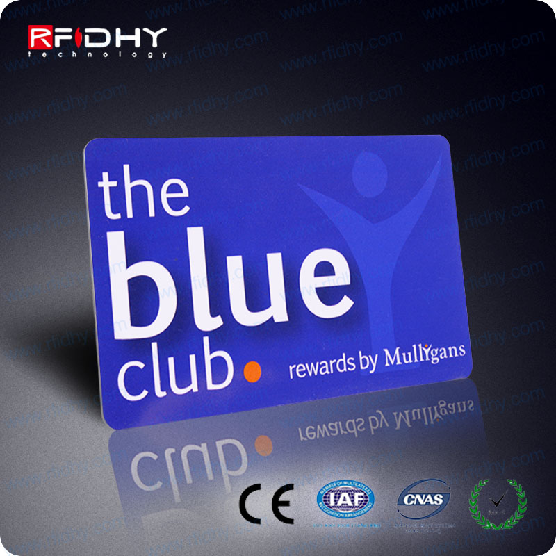 Alibaba Hot Selling! Programmable RFID MIFARE Card Double Side Full Colour Printing MIFARE Card