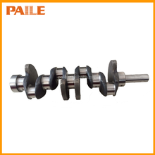 Forged steel crankshaft and ductile cast iron for engine model C190 5-1230-188-0