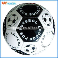 All size professional 2014 new design 5# machine stitched footballs/soccer balls
