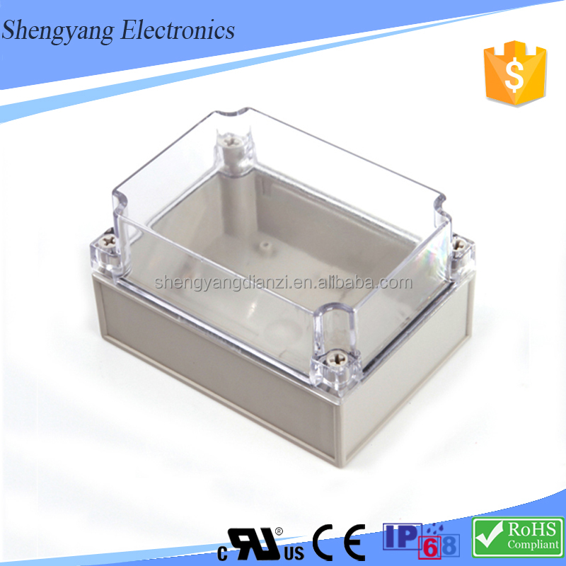 Solar Panel Ip68 Electric Plastic Fiber Optic Waterproof Junction Box