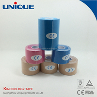 Unique athletic tape sport tape kinesiology tape 5cm*5m