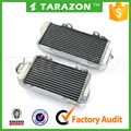 Best Price aluminum Offroad radiators for SUZUKI RMZ 450 2016