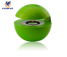 Wholesale Factory Price Colorful Touchable Magnetic Levitating Portable Mini Wireless Blue tooth Speaker