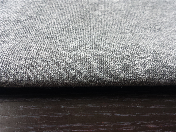 Feimei cvc 3-end fleece cvc fleece fabric