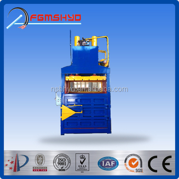 YD Vertical Hydraulic Scrap Metal Baler Factory Sale