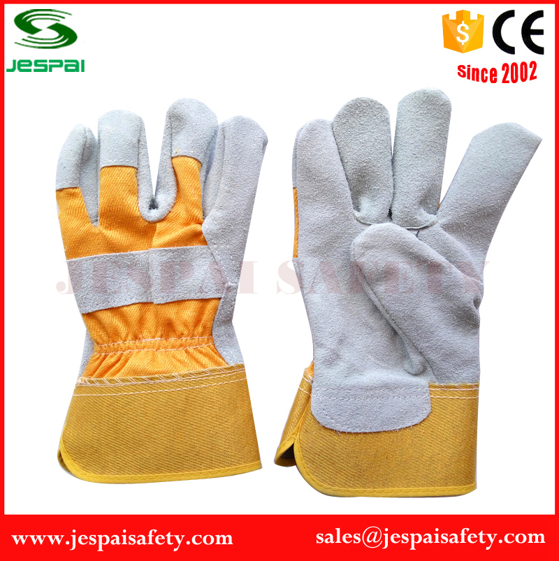 "10.5"" cheapest leather construction gloves safety"