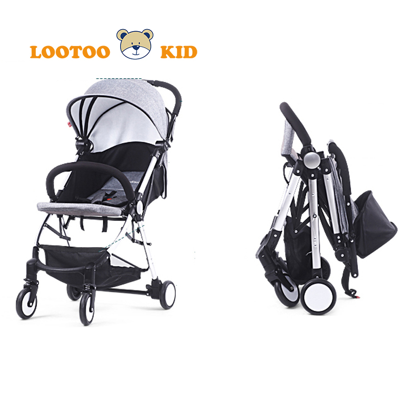 Alibaba hot sale easy foldable baby stroller made in china with cheap price