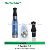 With changeable core huge vapor and high quality Atomizers ce5 clear atomizer